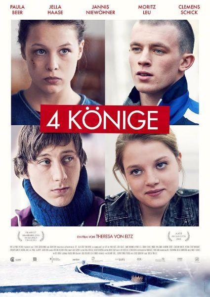 4 Короля / 4 K&#246nige (Тереза фон Эльц / Theresa von Eltz) [2015, Германия, драма, WEBRip] + Sub Rus + Original Ger
