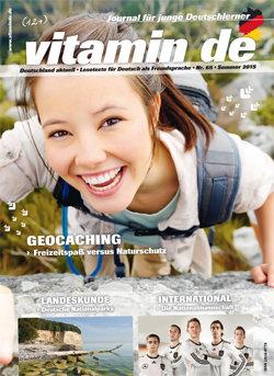 Vitamin de Ausgabe 65 Titelbild