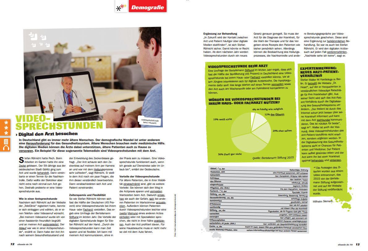 Ausgabe Nr. 70: Audiodateien (MP3) und Arbeitsblätter (PDF ...