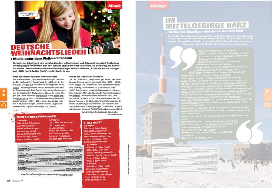 Ausgabe Nr. 71: Audiodateien (MP3) und Arbeitsblätter (PDF ...
