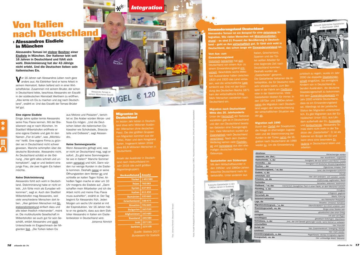 Ausgabe Nr. 74: Audiodateien (MP3) und Arbeitsblätter (PDF ...