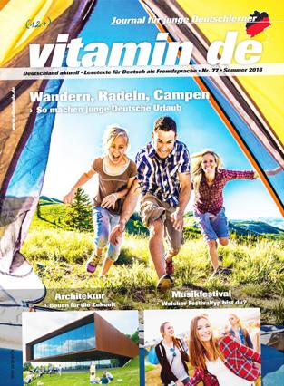 Vitamin de Ausgabe 77 Titelbild