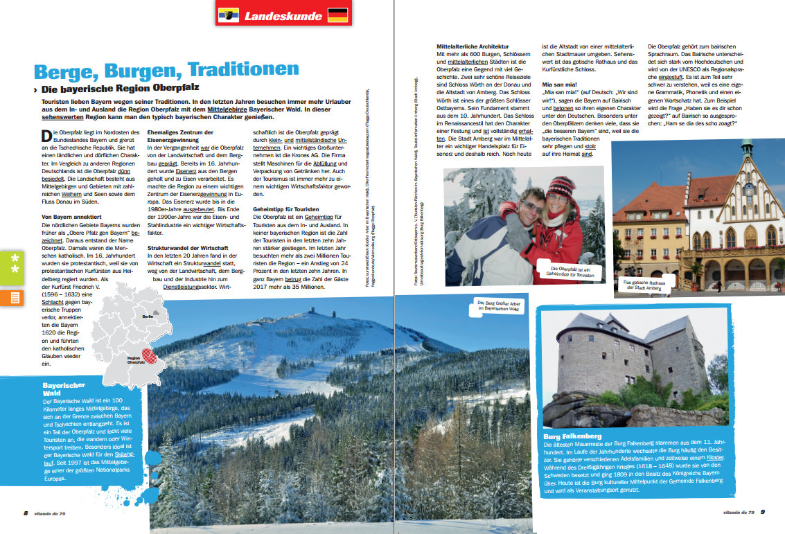 Ausgabe Nr 79 Audiodateien Mp3 Und Arbeitsblätter Pdf