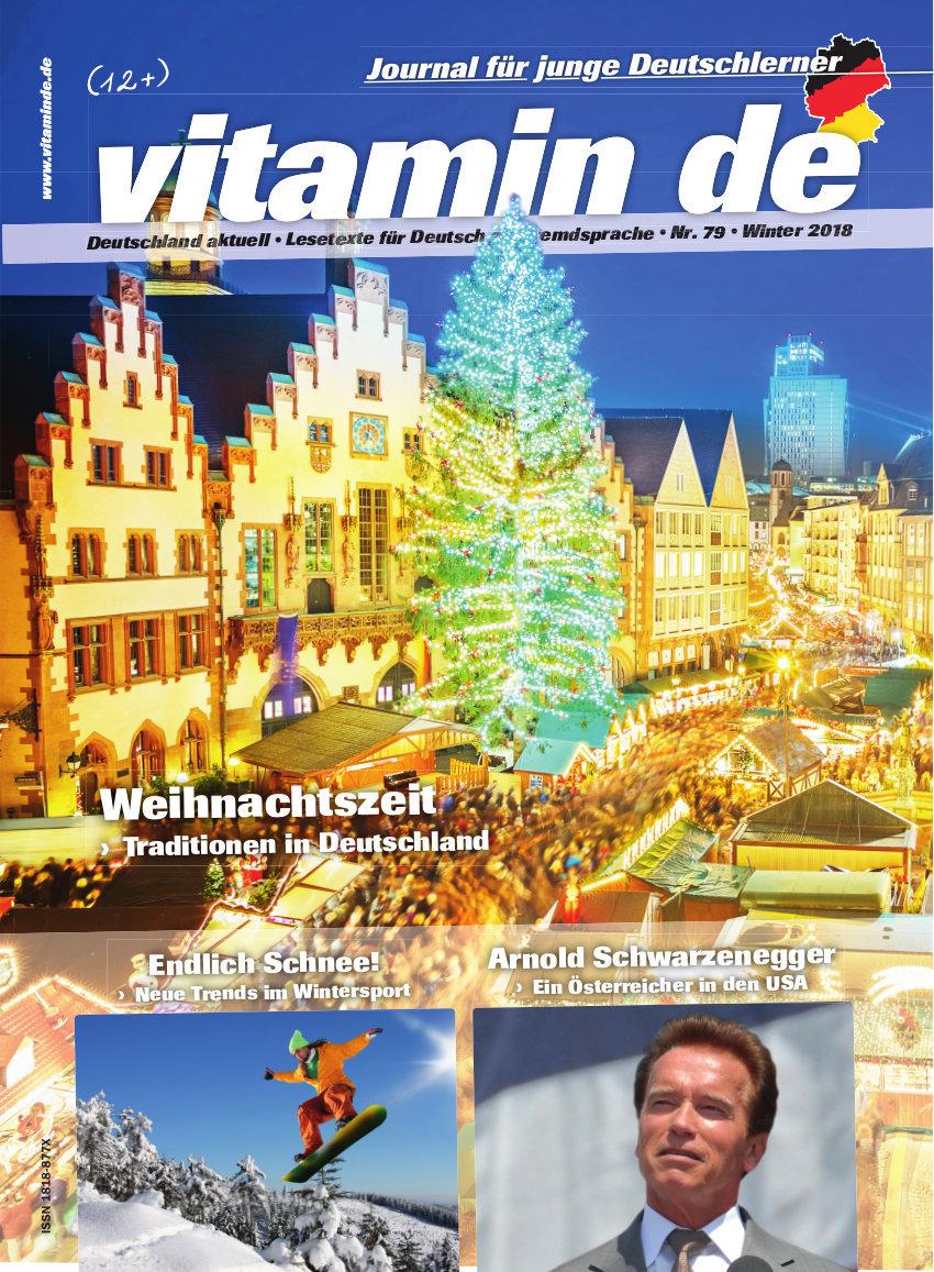 Vitamin de Ausgabe 79 Titelbild