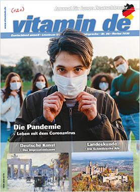 Vitamin de Ausgabe 86 Titelbild