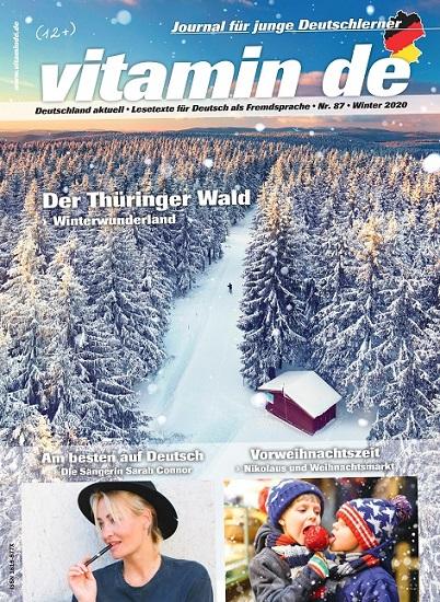 Vitamin de Ausgabe 87 Titelbild